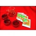 【全球素食天地】牛樟芝養生茶