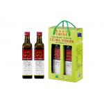 澳利康 紅島特級冷壓初榨橄欖油禮盒 500ml 2入