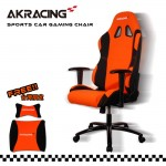 AKRACING超跑賽車椅-GT03 Lambo-補貨中