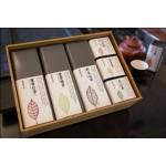連記茶莊-高級綜合茶竹禮盒