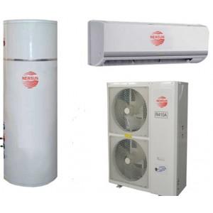 全直流變頻冷氣暖氣熱水三效水機NSZW4/500玉山0元活動