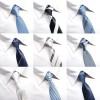 手工限量中窄領帶5.5cm (550017)