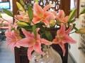 玄關迎賓花