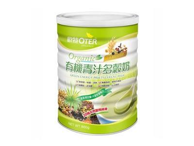 【歐特】有機青汁多榖奶 -罐裝(800g)