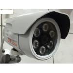 AHD 1080P  夜視6陣列燈防水 槍型攝影機