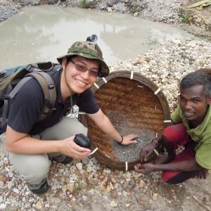 斯里蘭礦區探查