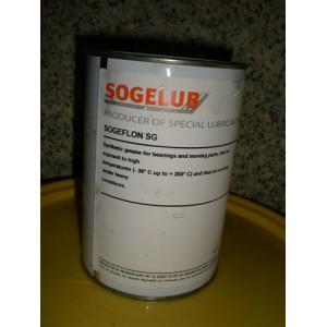 SOGELUB SOGEFLON SG半合成鐵氟龍高溫潤滑脂