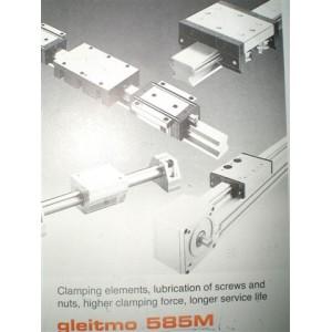 GLEITMO 585M 含白色固體潤滑劑之極壓型潤滑脂