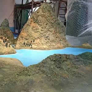 金門縣政府工程FRP造型展示