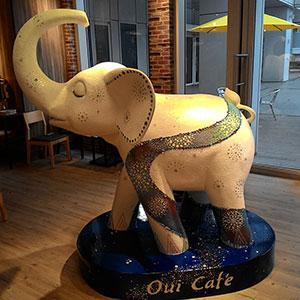 Oui Cafe 台北三創