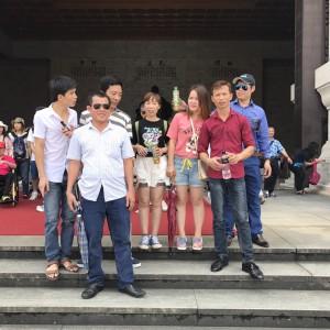 107年08月12日 晶懷石公司中正紀念堂 一日遊