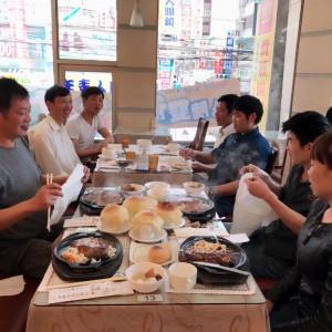 107年04月08日 晶懷石公司員工聚餐